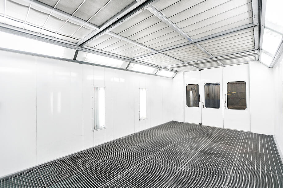 A Comprehensive Guide for Selecting the Correct Filters for Your Paint Booth