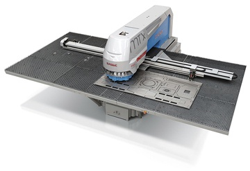 ROHNER ADDS EUROMAC MTX CNC PUNCHING SYSTEM