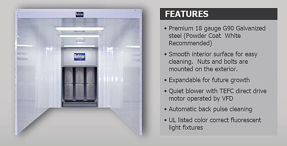 Catalog Batch Powder Booths