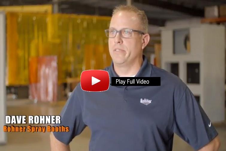 Rohner and Bare Bones Racing
