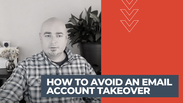 How To Avoid An Email Account Takeover