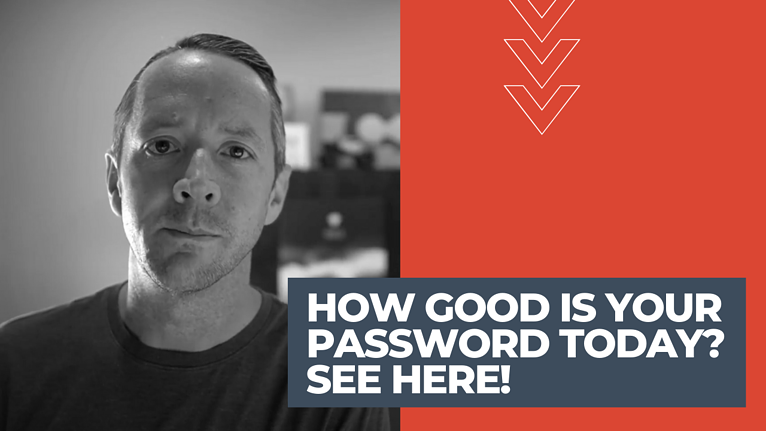 How Good is Your Password Today? See here!