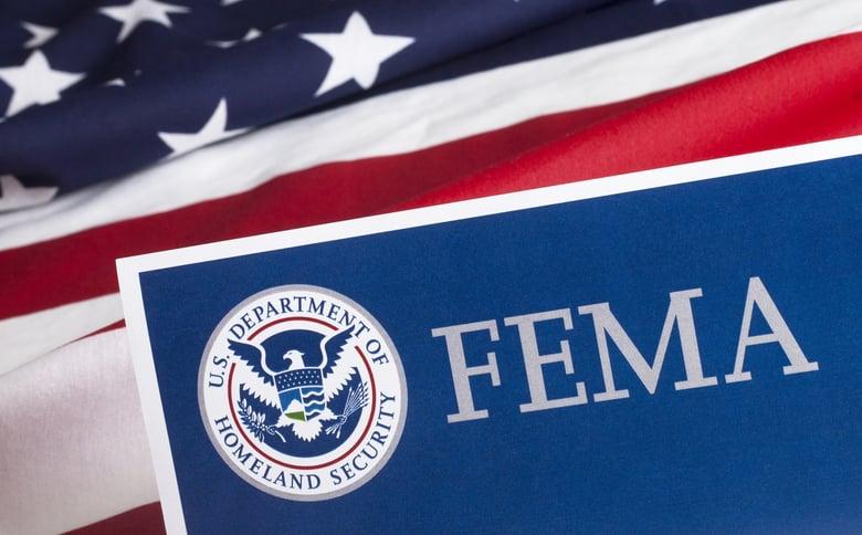 What is a FEMA emergency declaration?