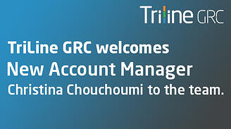 TriLine GRC welcomes Christina Chouchoumi to the team.