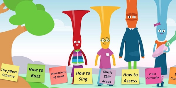 pBuzz Key Stage 1 Music Curriculum and the new Model Music Curriculum