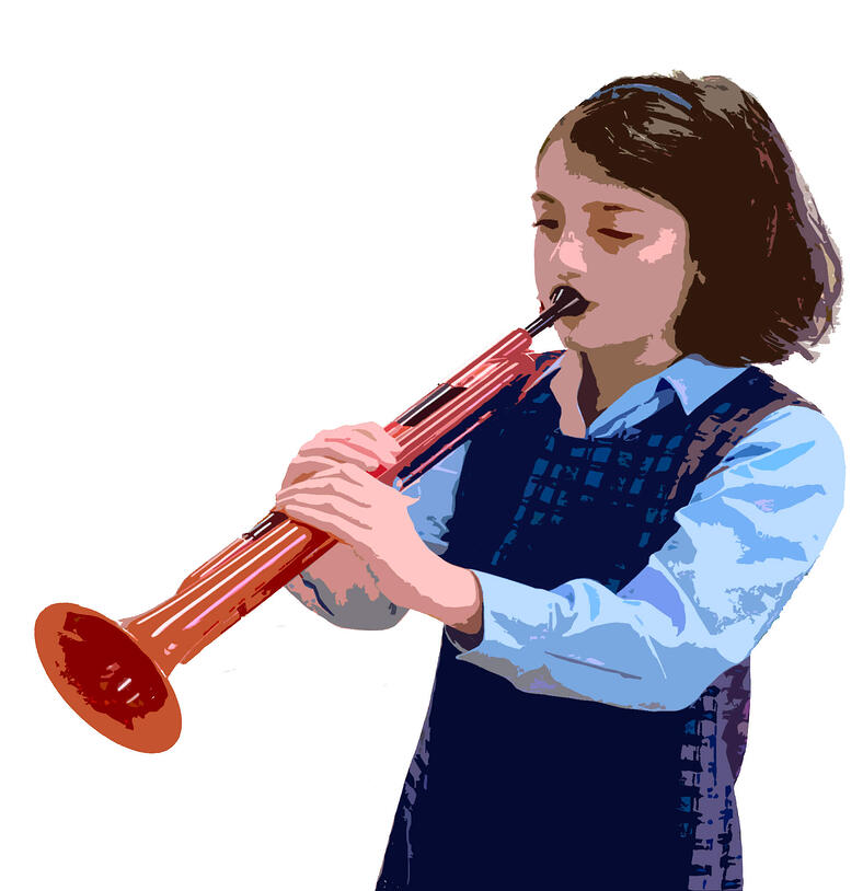 Learn to play pBugle