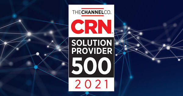DigitalEra Recognized on CRN's 2021 Solution Provider 500 List for the Third Consecutive Year