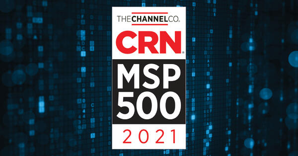 DigitalEra Recognized on CRN's 2021 MSP500 List