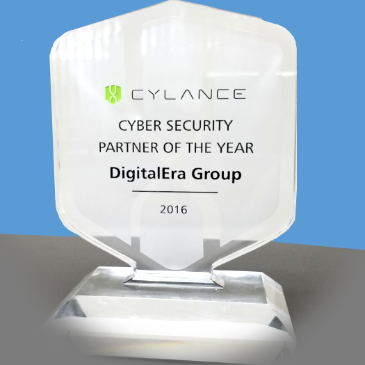 DigitalEra Named Cylance Cybersecurity Partner of the Year