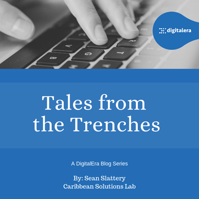 Tales from the Trenches – S01E01