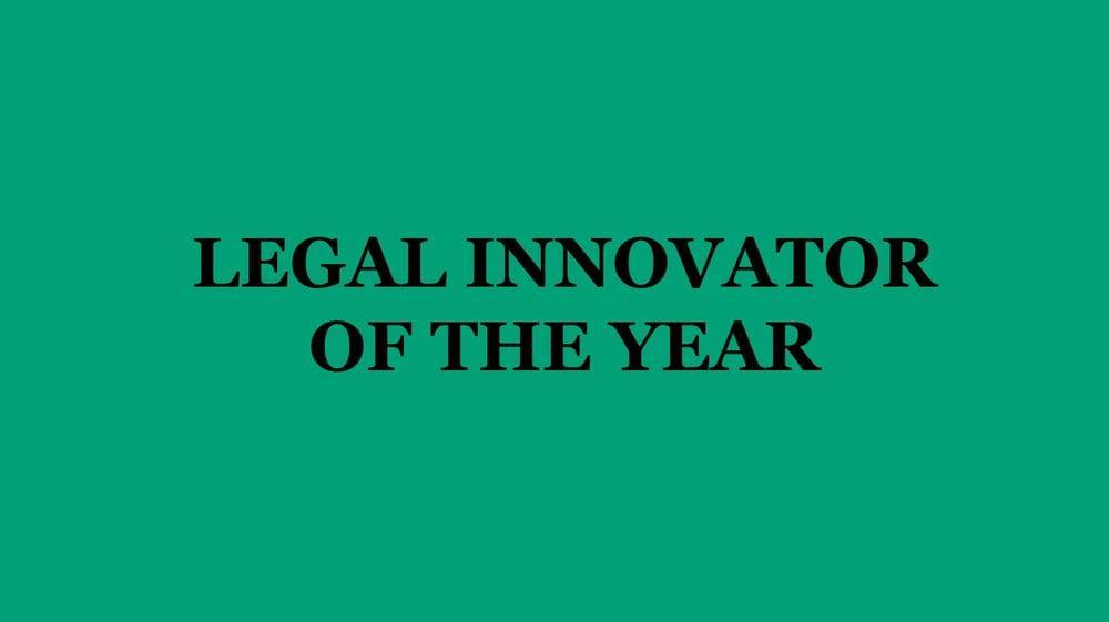 Legal Innovator