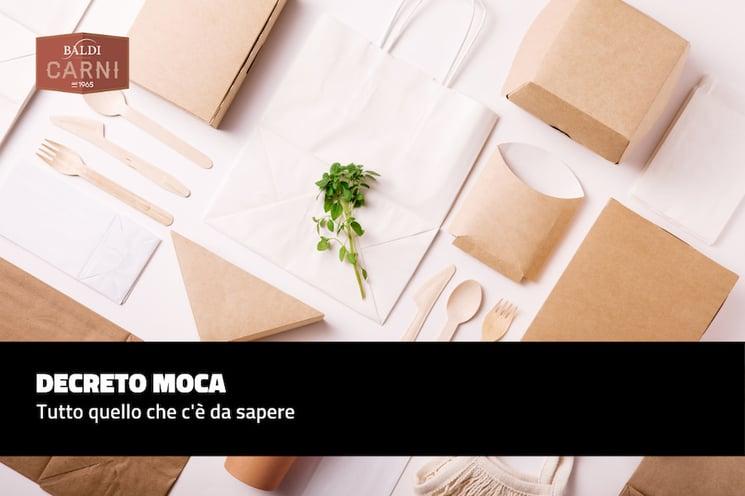 Tutto quello che c'è da sapere sul decreto MOCA