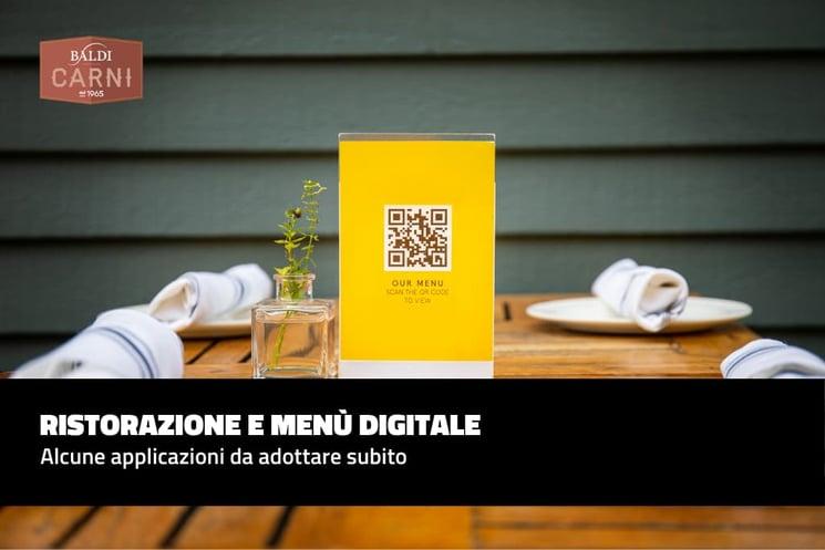 menu-digitale-ristorazione-covid-distanziamento-personale