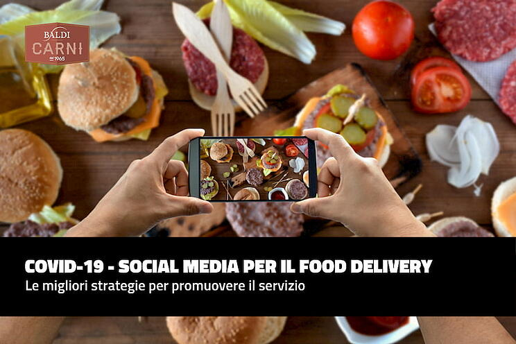 Social media per promuovere il food delivery: le migliori strategie