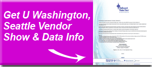 UW genomics researchers vendor show