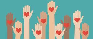 Celebrating #PayItForward Day with 1,497+ volunteer hours