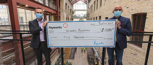Payworks Education Award provides ongoing access to education in recognition of our 20th anniversary