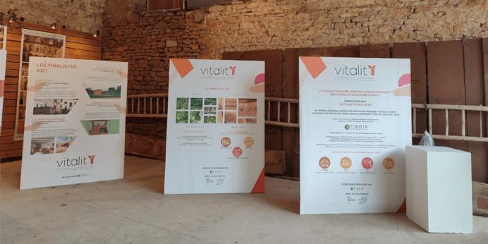 À découvrir en septembre : les projets finalistes du concours Vitalit'y à France Design Week