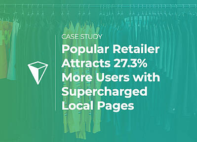 Case study-Local Pages