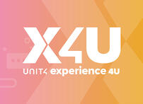 Registration for X4U is now open