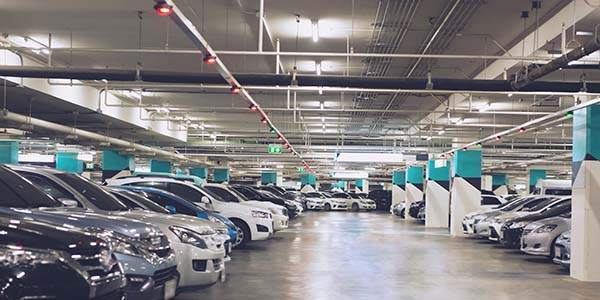 Parking Garage Lighting: Opportunities for Safety & Savings