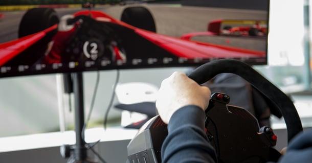 AIDA Pro e-sports simracing