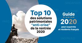 2020: Une crise de transition et de nombreuses solutions pour y faire face