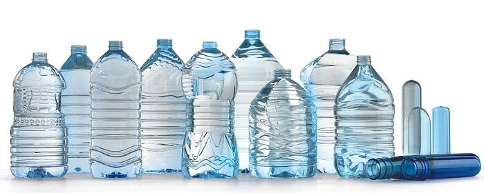 What role does creativity play in large-size water packaging?
