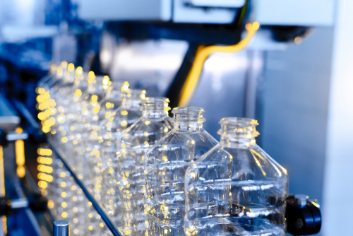 The evolution of integrated PET bottling lines