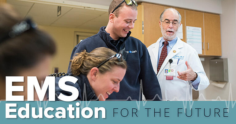 Download the image for a glimpse at the future of EMS education.
