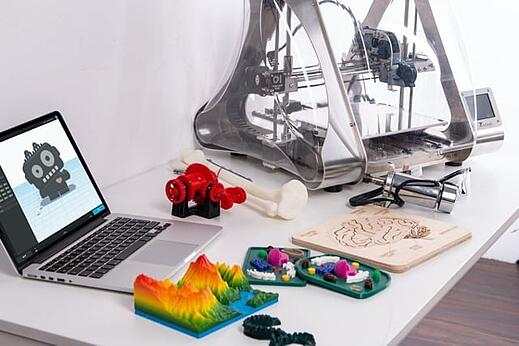 Utilizing 3D Printing For Innovative Marketing Campaigns