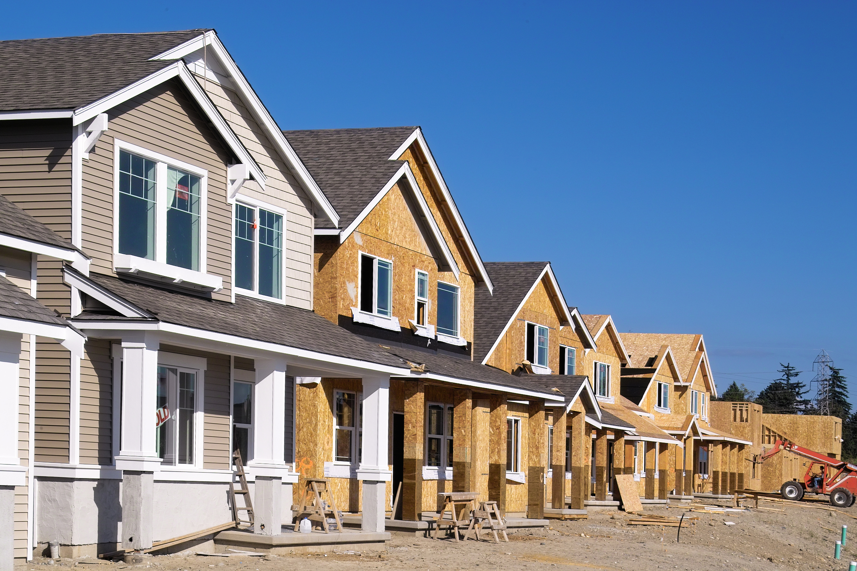 Build-to-rent Community