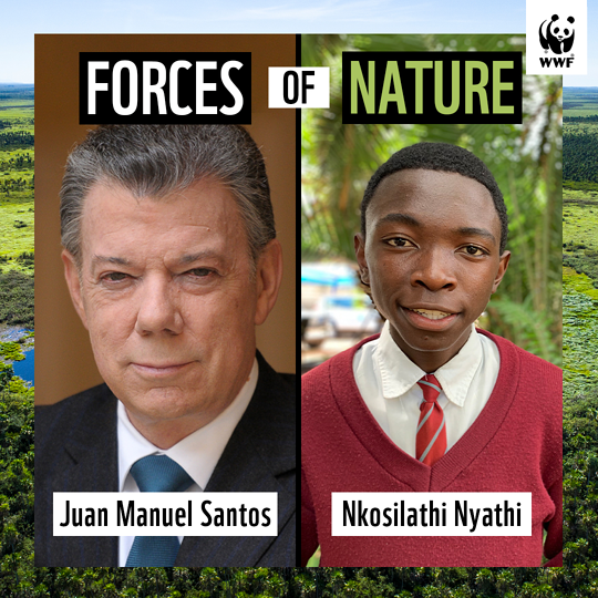 Forces of Nature podcast - Santos_Nkosi