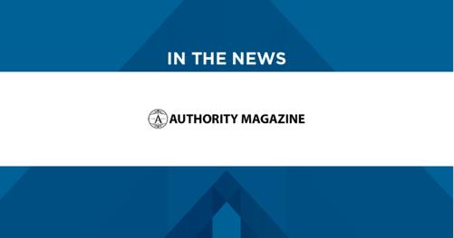 In the News Authority Magazine