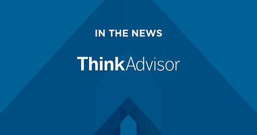 In the News: ThinkAdvisor
