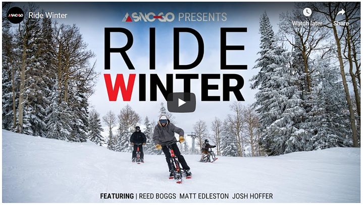 Ride Winter