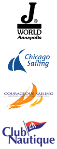 GEL Partners - J World, Chicago Sailing, Courageous Sailing, Club Nautique