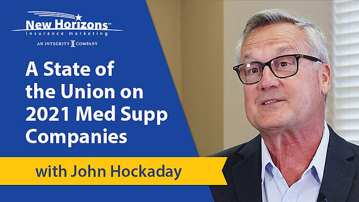 A State of the Union on 2021 Medicare Supplement Companies