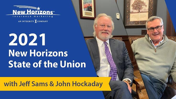 2021 New Horizons State of the Union