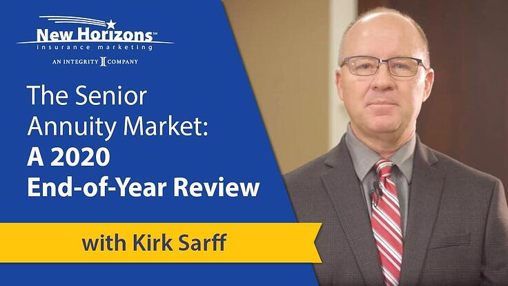 The Senior Annuity Market: A 2020 End-of-Year Review