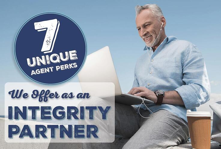 7 Unique Agent Perks We Offer as an Integrity Partner