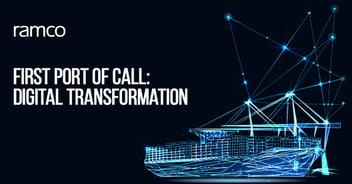 Digitalizing the Port Operations