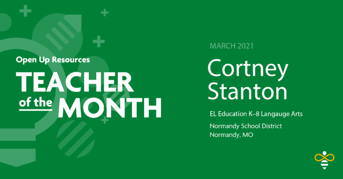cortney-stanton-teacher-of-the-month-EL-Education