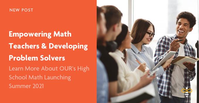 Open Up Resources High School Math Curriculum