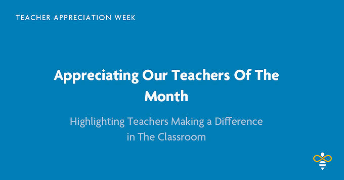 Teacher Appreciation Week at Open Up Resources OUR