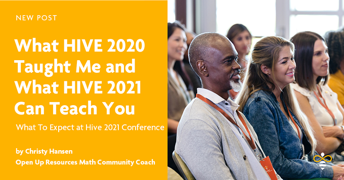 What to expect at the Virtual HIVE 2021 Conference for Teachers and Educators