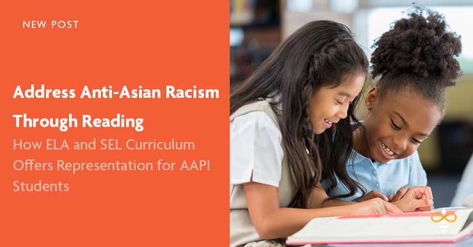Address Anti-Asian Racism Through Reading