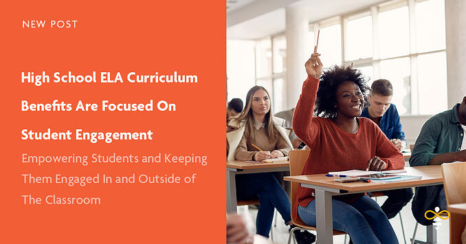 Open Up Resources High School ELA Curriculum Results in High Classroom Engagement