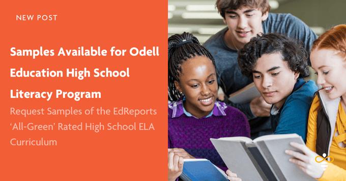 samples-odell-high-school-literacy-program