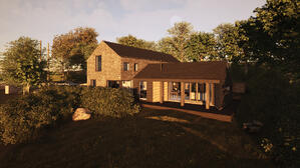Marraum Architects_Constantine_Full House Renovation_Exterior 01